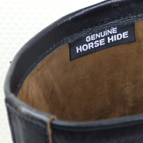 HORSE HIDE 画像