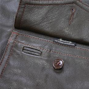 TSL M-422A Flight Jacket ポケット