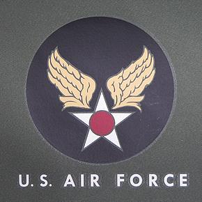 U.S. AIR FORCE デカール・大