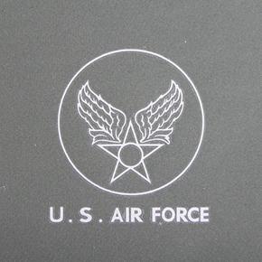 U.S. AIR FORCE デカール・小