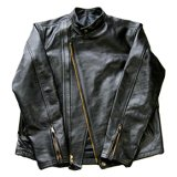 The Steam Locomotive HORSE HIDE LEATHER JACKET