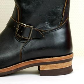 TSL Engineer Bootsのヒール 画像